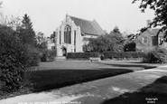 Beaconsfield, St Michael's Church c.1960