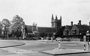 Beaconsfield, The Church c.1955