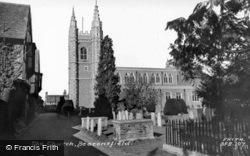 The Church c.1960, Beaconsfield