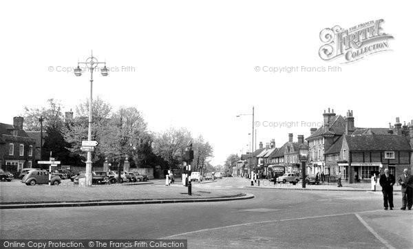 Beaconsfield, The Cross Roads c.1955