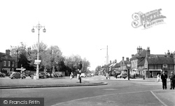 Beaconsfield, The Cross Roads c.1955
