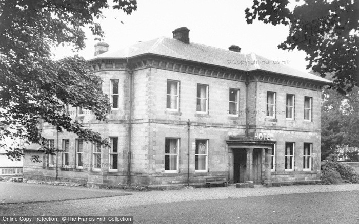 Photo of Beadnell, Beadnell House Hotel c.1955