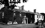 Beadnell, Beadnell Towers Hotel c.1955