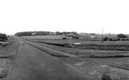 Beadnell, From Swinhoe Road c.1955