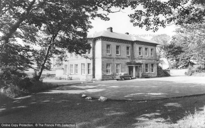 Photo of Beadnell, Hotel c.1960