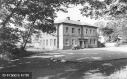 Beadnell, Hotel c.1960