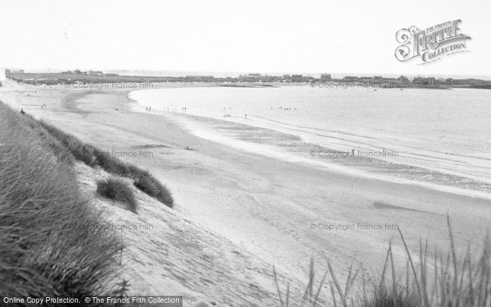 Photo of Beadnell, The Bay c.1955