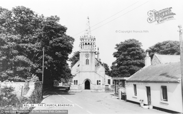 Photo of Beadnell, The Church c.1960