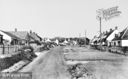 Beadnell, The Village c.1960