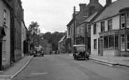 Beaminster, Hogs Hill c.1955
