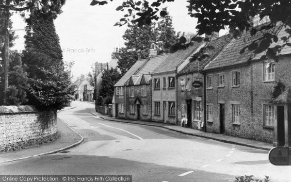 Beaminster, Hogshill Road c.1960
