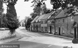 Beaminster, Hogshill Road c.1960