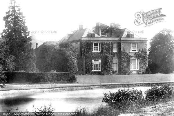 Beaminster, Manor House 1902