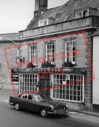 Beaminster, Midland Bank c.1965
