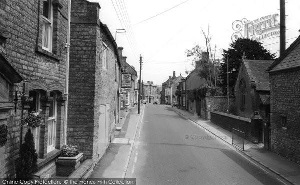 Beaminster, Shadrack Street c.1965