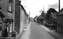 Beaminster, Shadrack Street c.1965