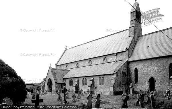 Beaminster, The Church c.1965