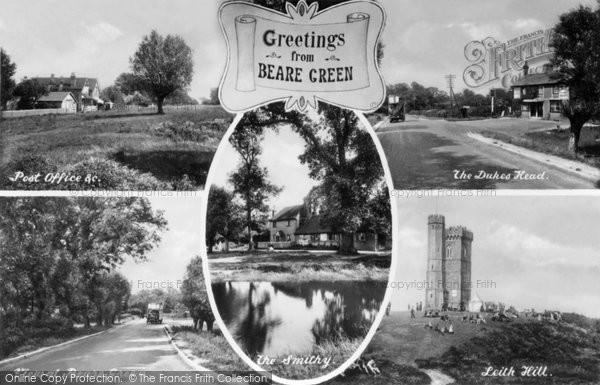 Beare Green, Composite