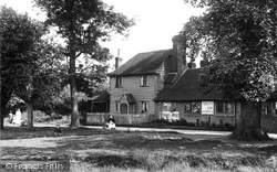 The Blacksmiths Forge 1909, Beare Green
