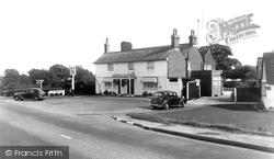 The Dukes Head Hotel c.1955, Beare Green