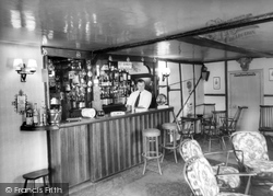 The Dukes Head, The Saloon Bar c.1955, Beare Green