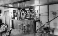 Beare Green, The Saloon Bar, Dukes Head c.1965
