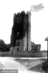 Bearsted, Holy Cross Church 1898