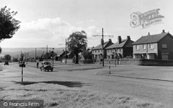 Beauchief, Abbey Lane c.1950