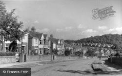 Dalewood Road c.1950, Beauchief
