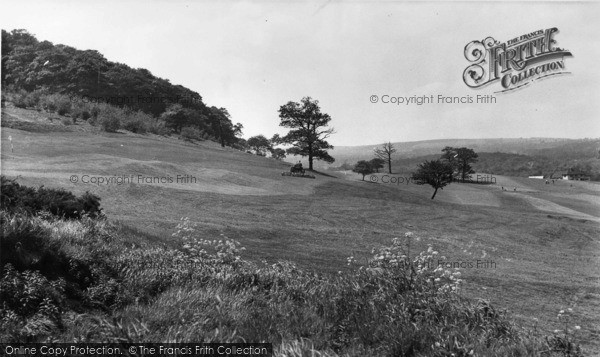 Photo of Beauchief, Golf Links c.1950