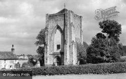 The Abbey c.1950, Beauchief