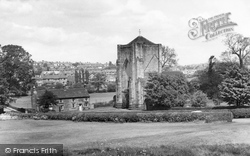 Beauchief, The Abbey c.1950
