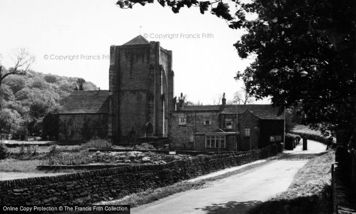 Photo of Beauchief, The Abbey c.1955