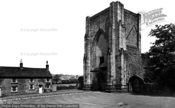 Photo of Beauchief, The Abbey c.1965