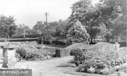 The Gardens c.1950, Beauchief