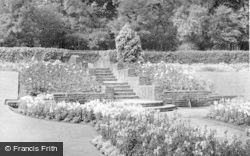 Beauchief, The Gardens c.1950