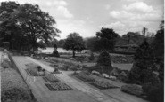Beauchief, The Gardens c.1955