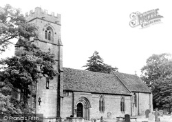 Beaudesert, St Nicholas Church c.1960