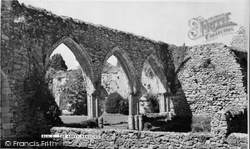 Beaulieu, Abbey c.1960