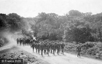 Beaulieu, Bucks on the March 1909