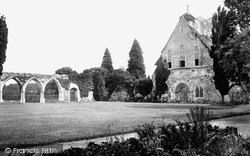 Beaulieu, The Abbey 1908