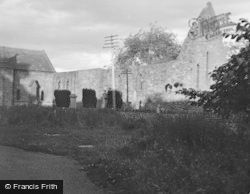 Beauly, Priory 1952