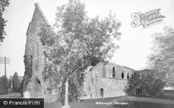 Beauly, Priory c.1930