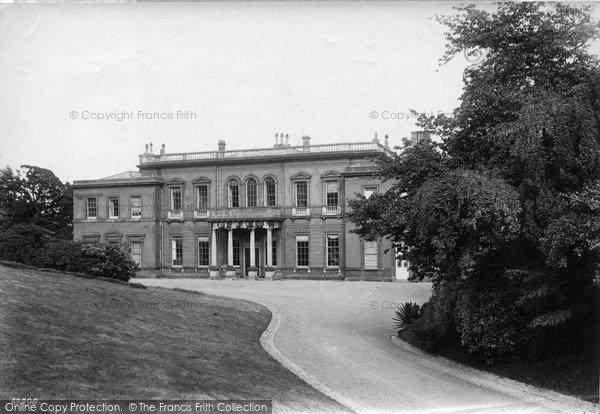 Beaumaris, Baron Hill 1911