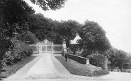 Beaumaris, Baron Hill Lodge 1911