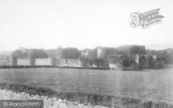 Beaumaris, Castle 1904