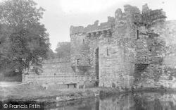 Beaumaris, Castle 1935