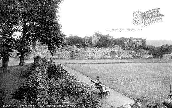 Beaumaris, Castle And Recreation Ground 1911