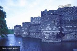 Castle c.1990, Beaumaris