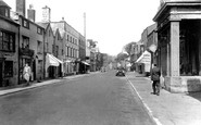 Beaumaris, Castle Street 1933